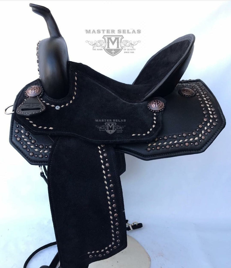 Master Saddle - Lightweight LW041