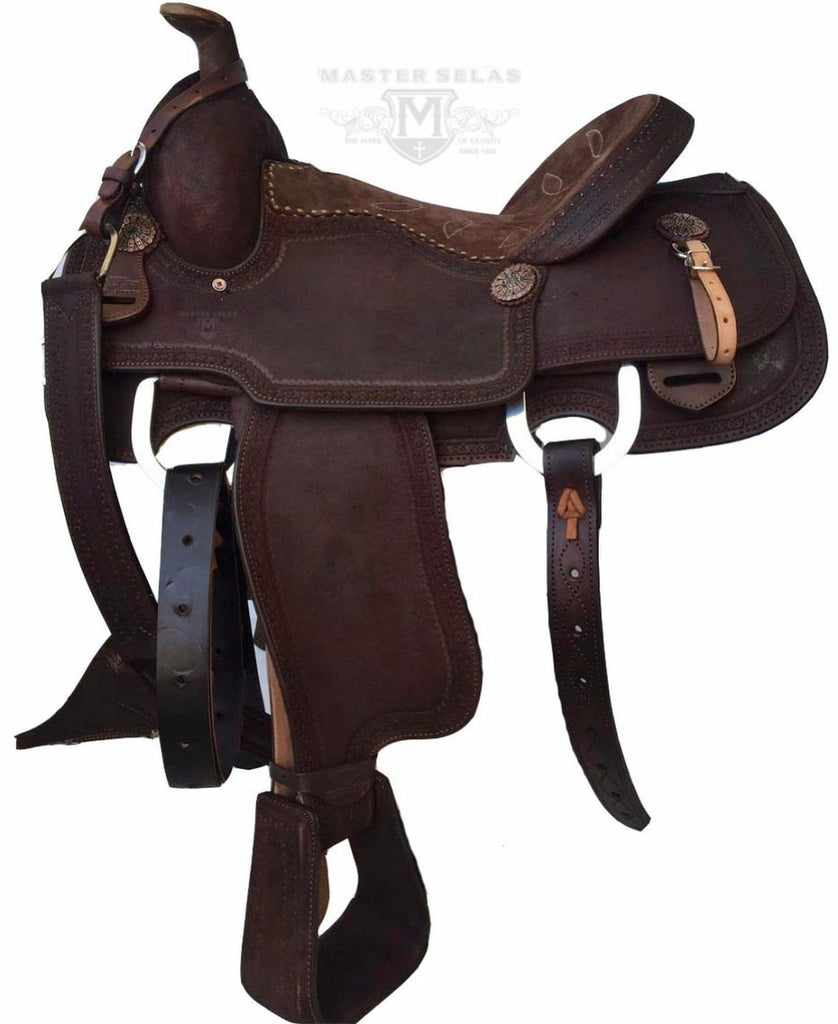Master Saddle - Roping MRO014