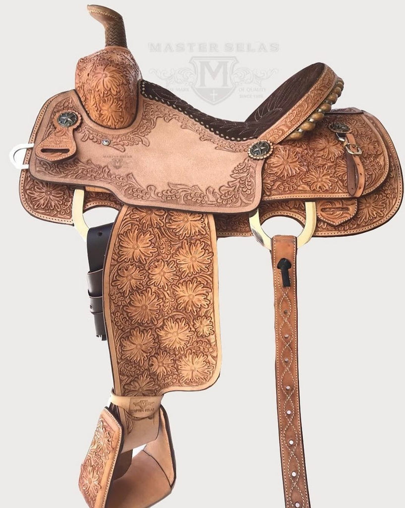 Master Saddle - Roping MRO006