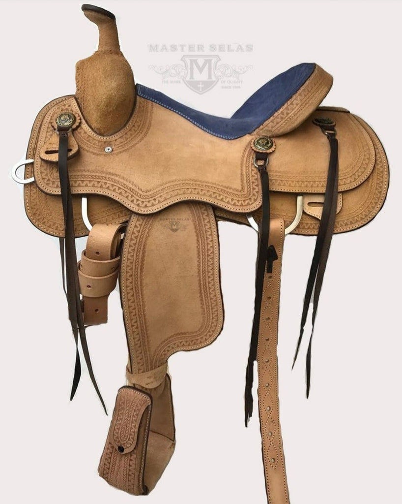 Master Saddle - Roping MRO016