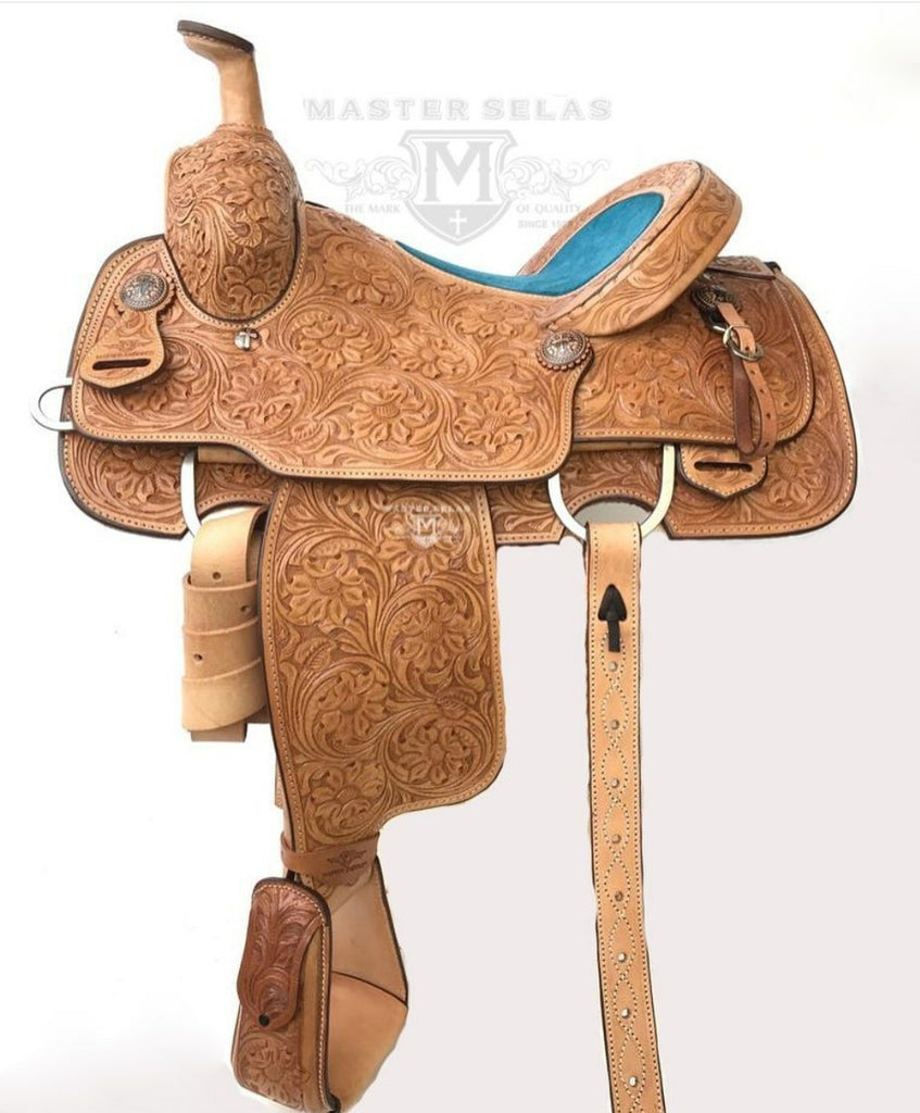 Master Saddle - Roping MRO012