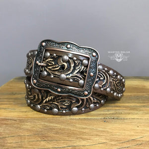 Leather Belt - Preorder