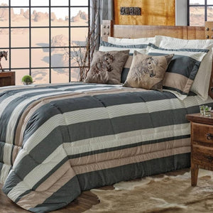 Coverlet Set Stripe