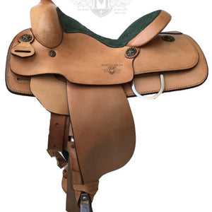 Master Saddle - Reining MR001