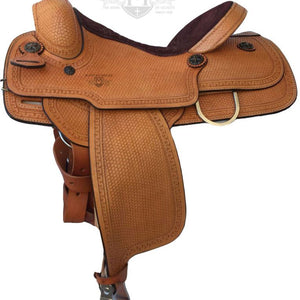 Master Saddle - Reining MR006