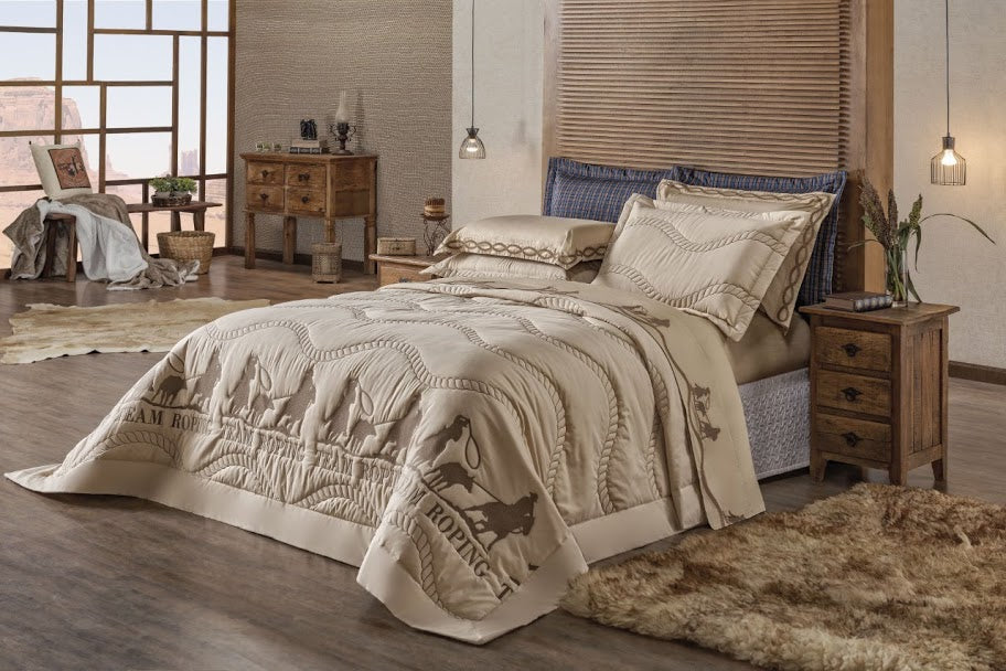Coverlet Set Roping