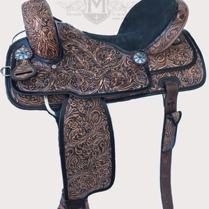 Master Saddle - Ranch Sorting Saddle - MRS001