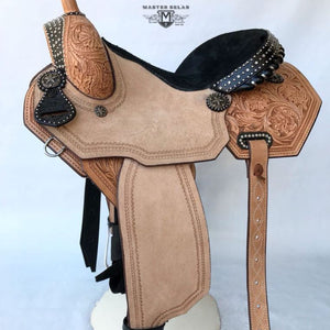 Master Saddle - Ranch Sorting Saddle - MRS002