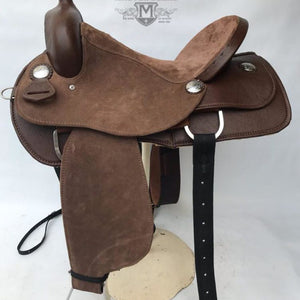 Master Saddle - Lightweight Ranch Sorting Saddle - MRS003