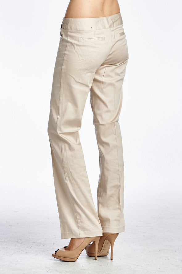 Larry Levine Career Pants