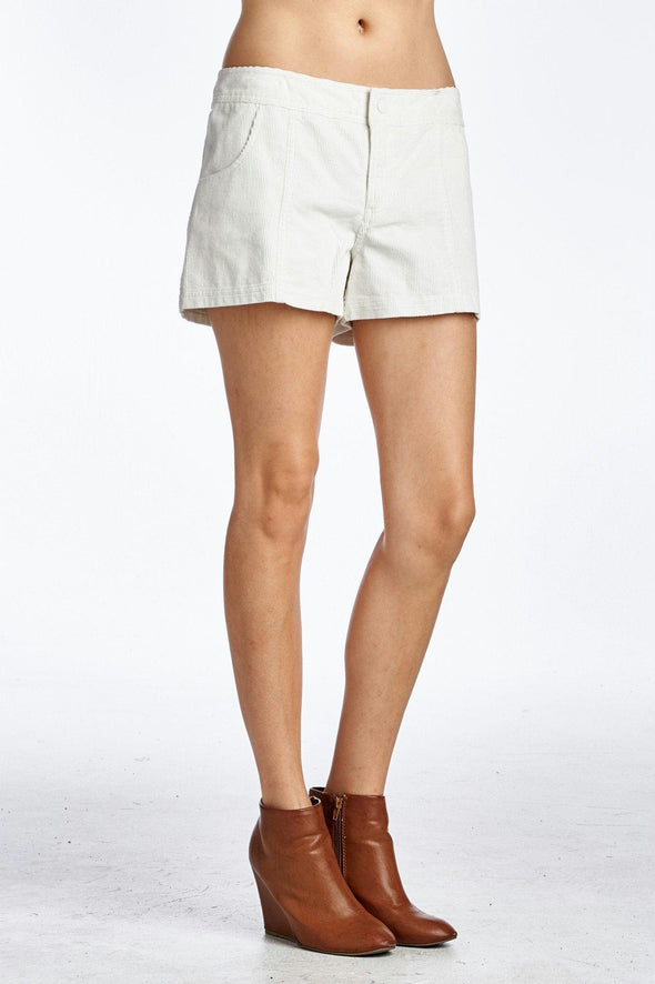 Women's Corduroy Shorts