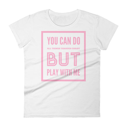 Play With Me Short Sleeve