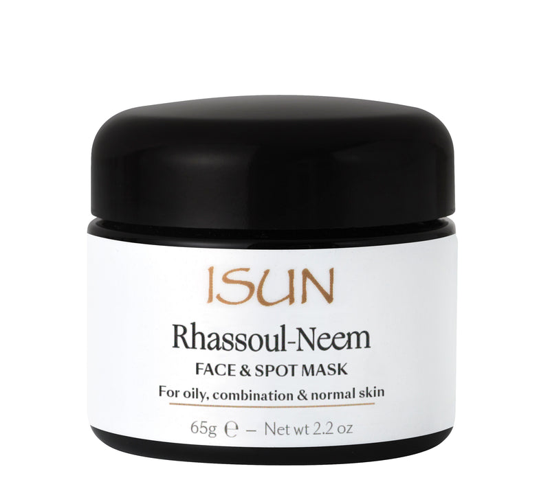 Rhassoul-Neem FACE & SPOT MASK