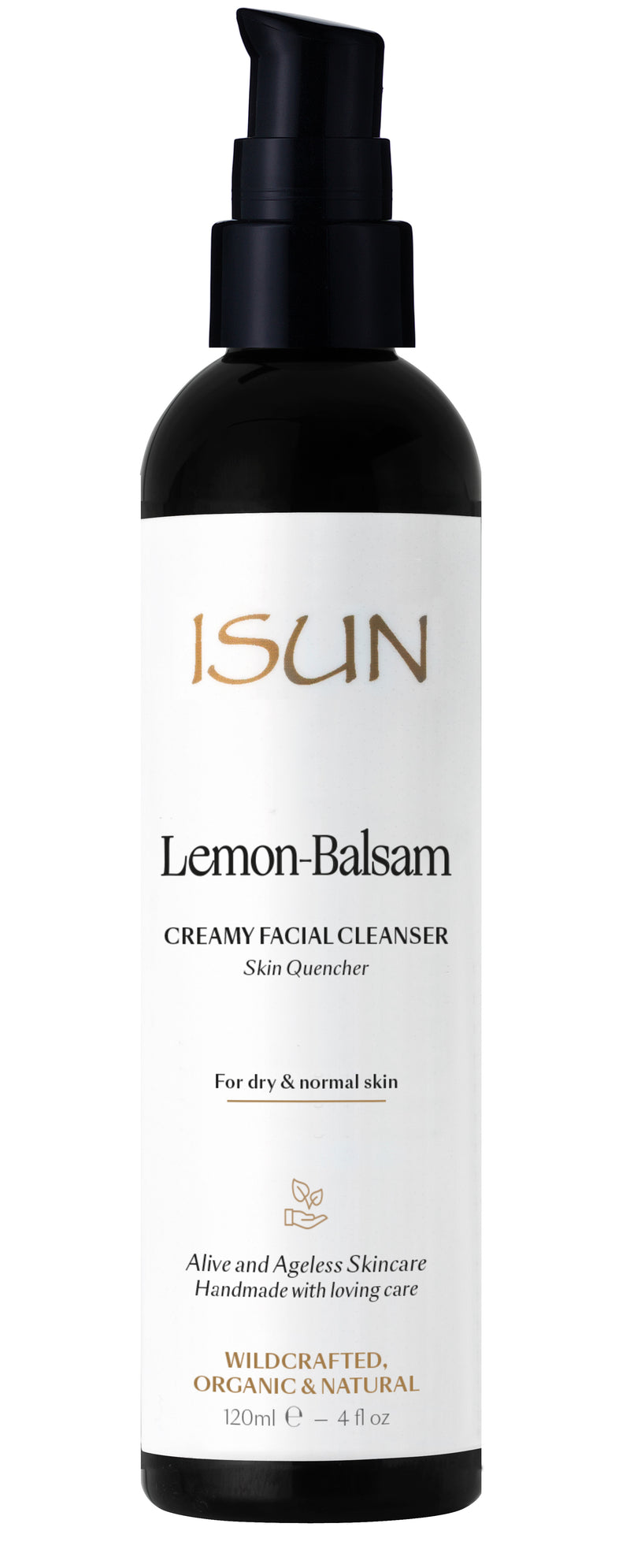 Lemon Balsam Creamy Facial Cleanser