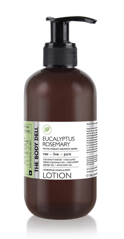 EUCALYPTUS ROSEMARY LOTION