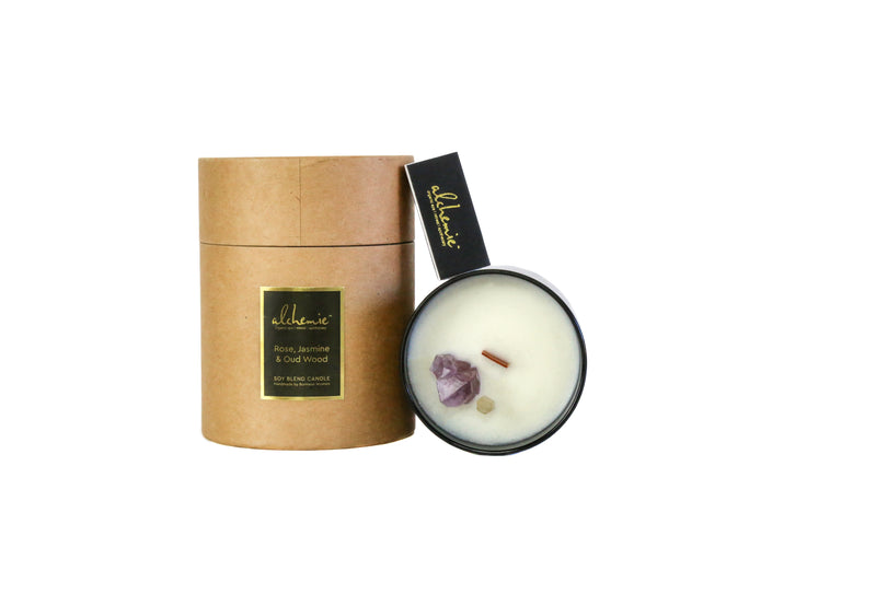 Alchemie Handpoured Soy Blend Candle
