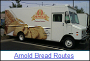 Arnold Bread Routes for Sale
