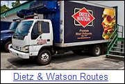 dietz-and-watson-routes-for-sale