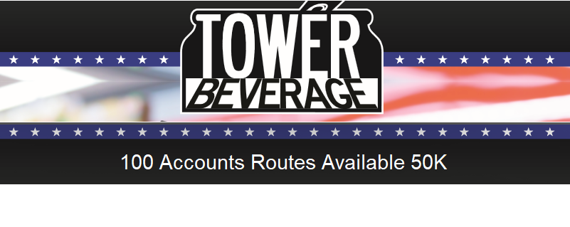 tower-beverage-routes-for-sale