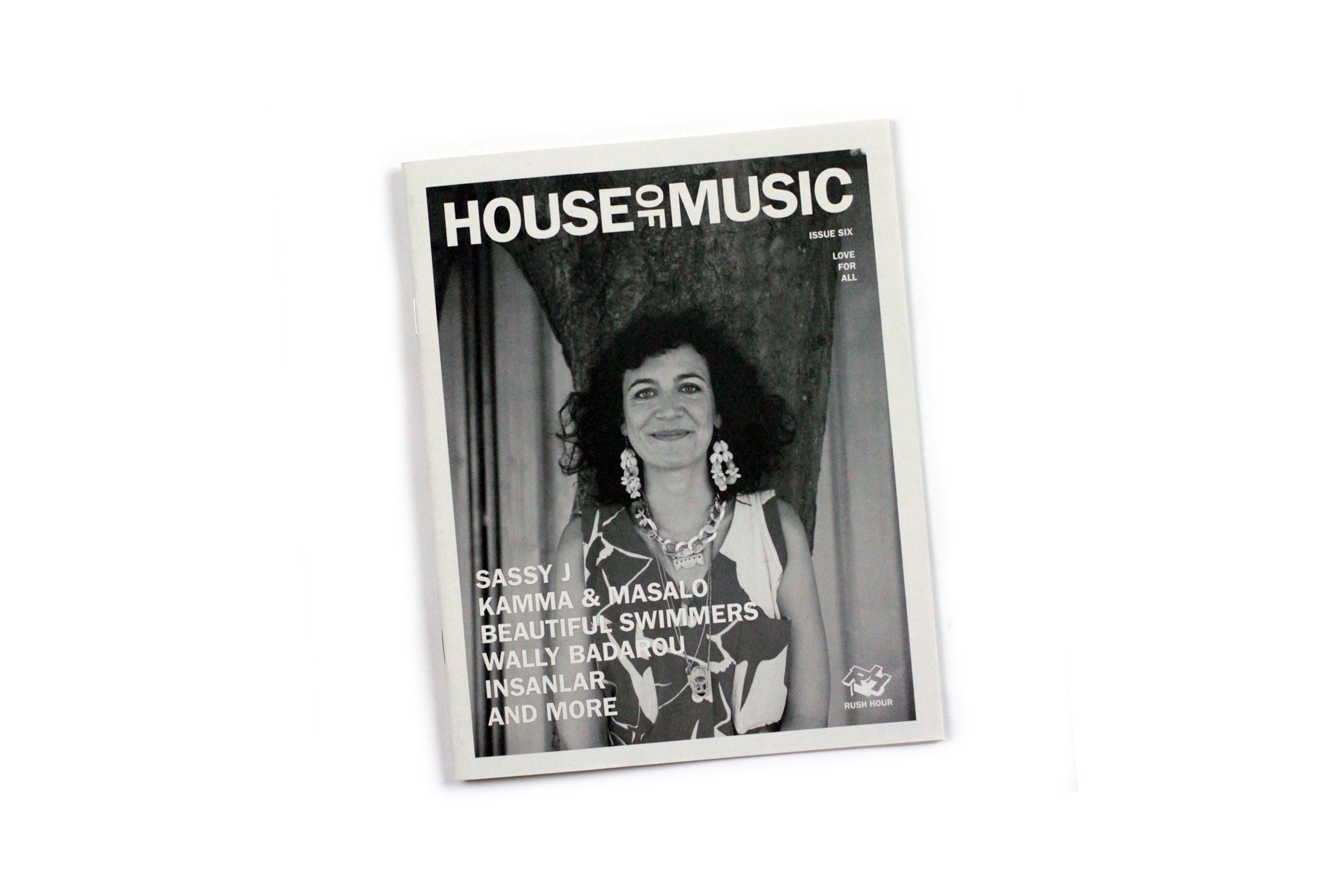 HOUSE OF MUSIC 6