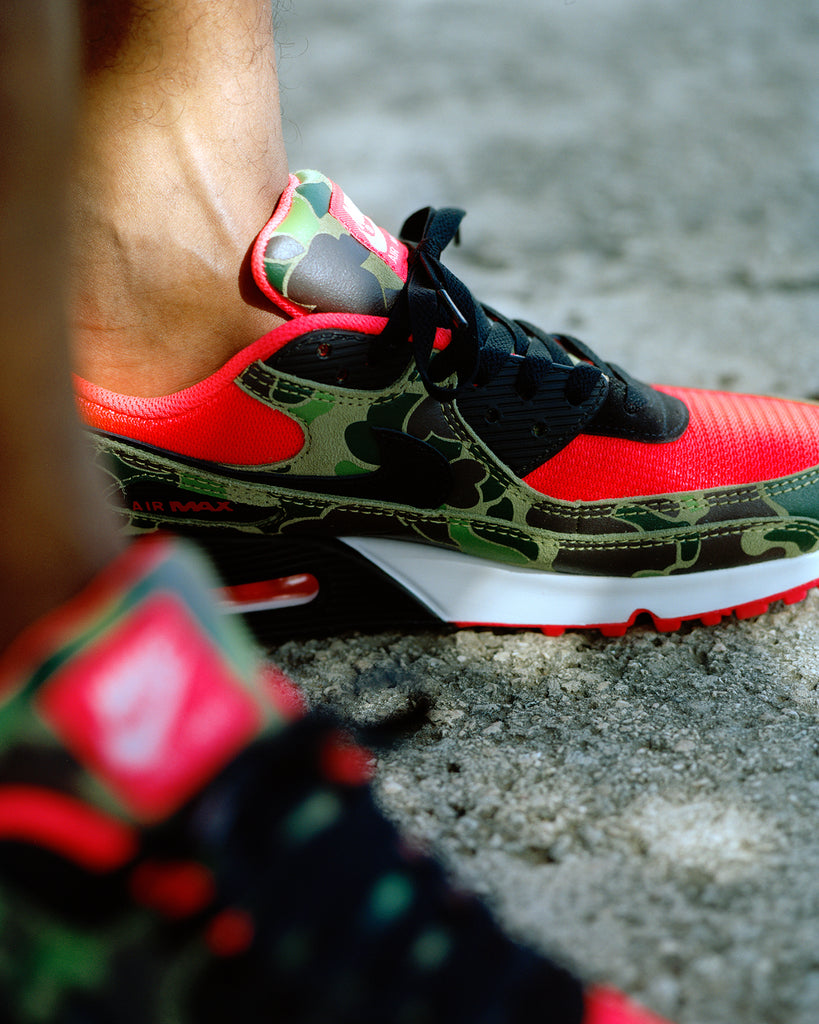 The Nike Air Max 90 Will Celebrate its 25th Anniversary with