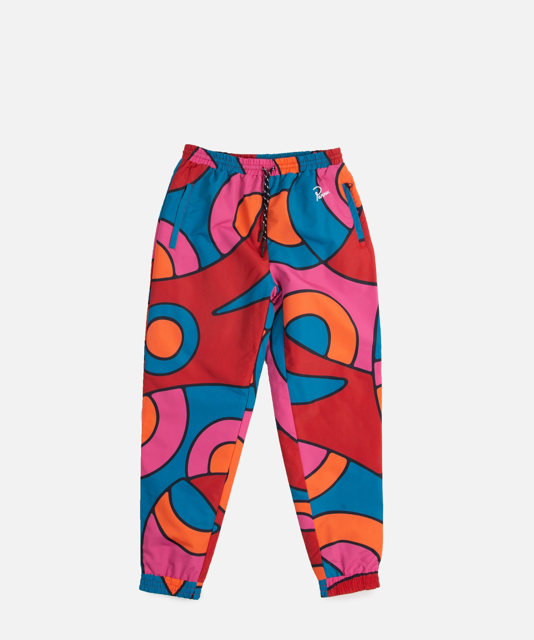 by Parra Serpent Pattern Track Pants (Multi)