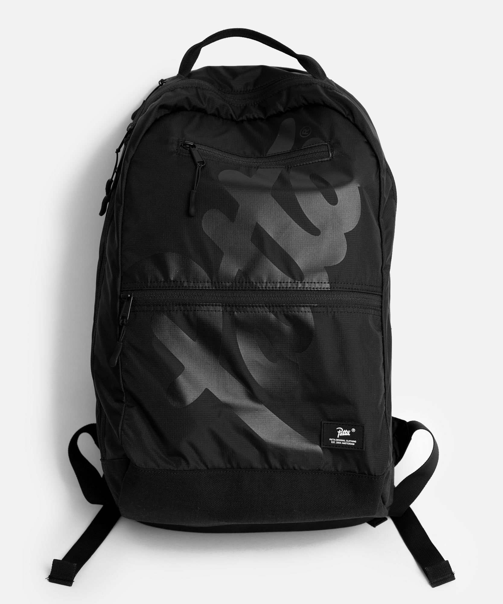 Patta Ripstop Storm Backpack (Black)