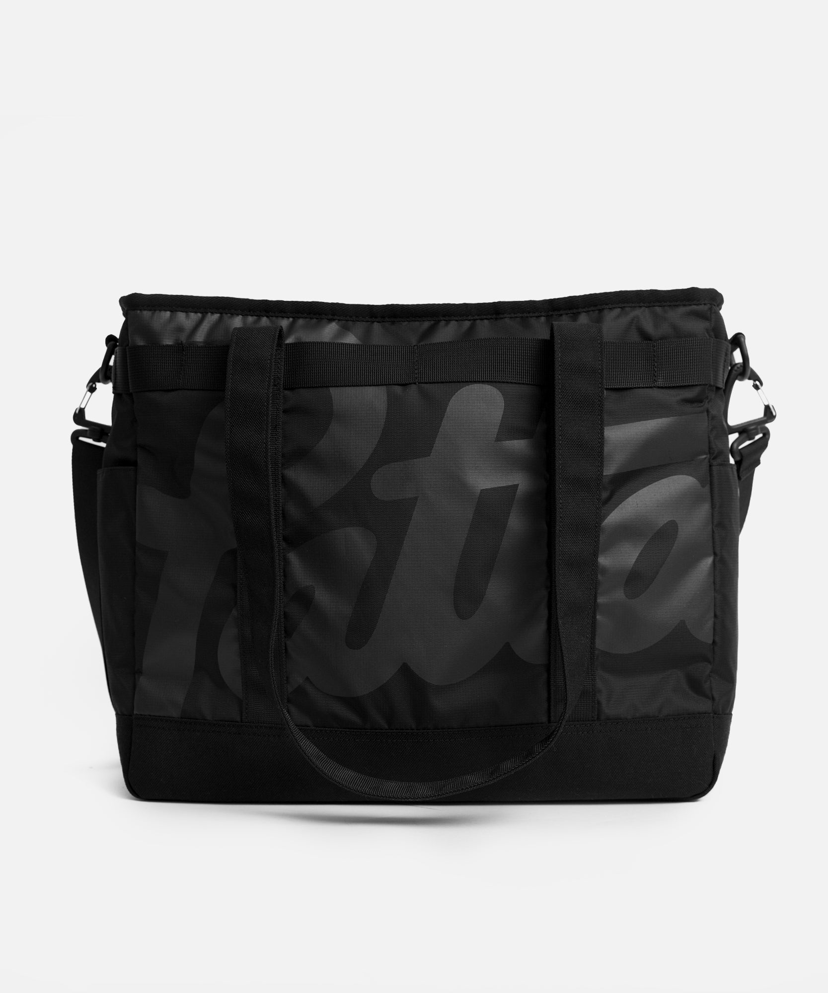 Patta Ripstop Technical Tote Bag (Black)