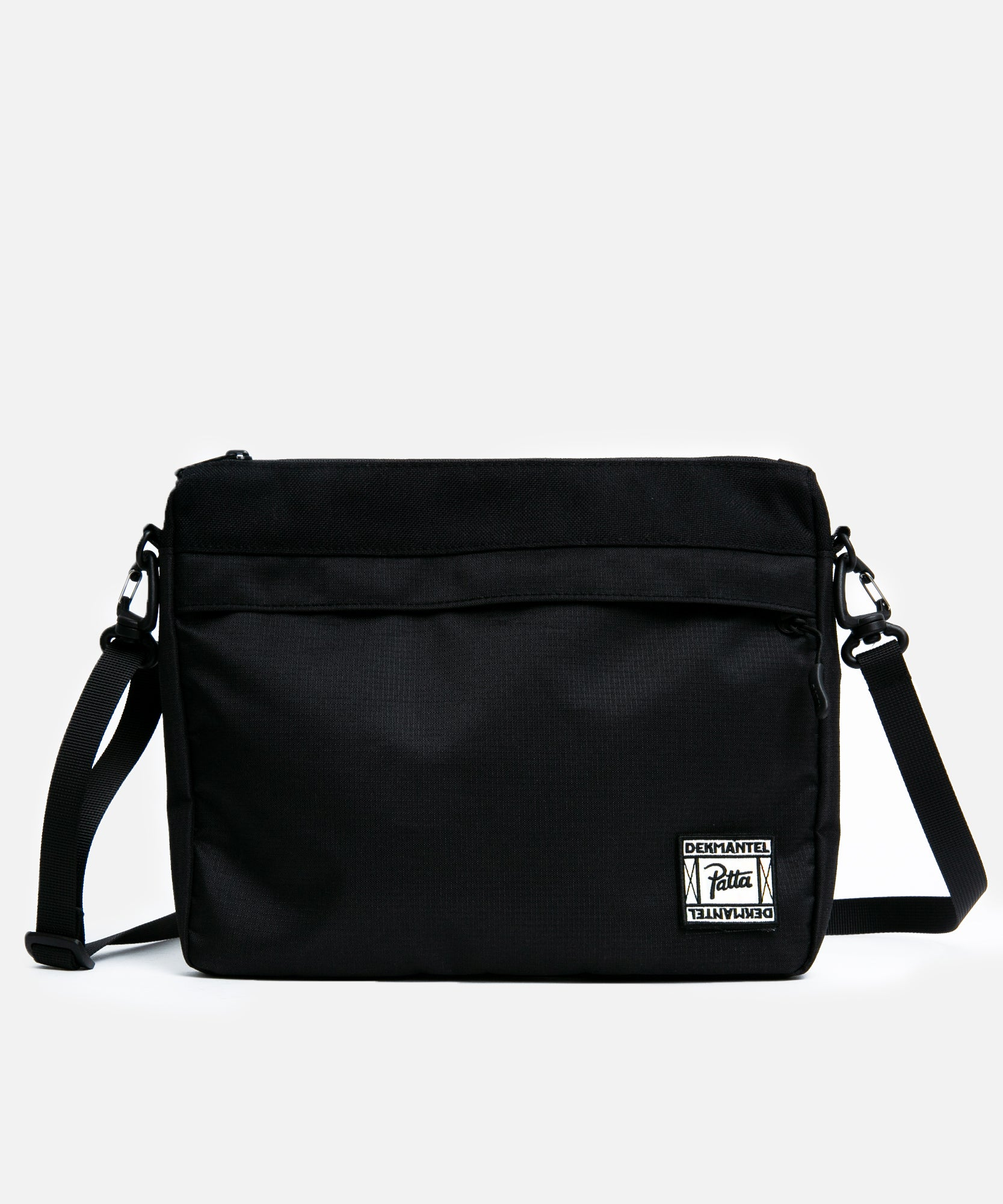 Patta x Dekmantel 2020 Shoulder Bag (Black)