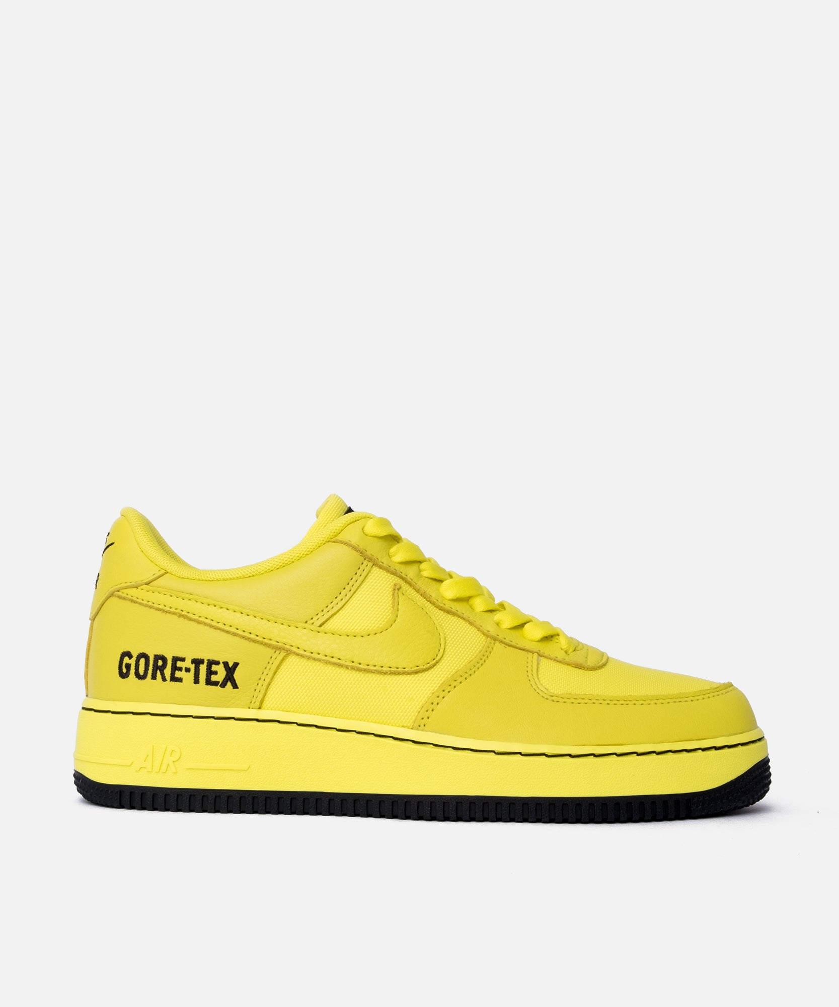 Air Force One Gore Tex Yellow