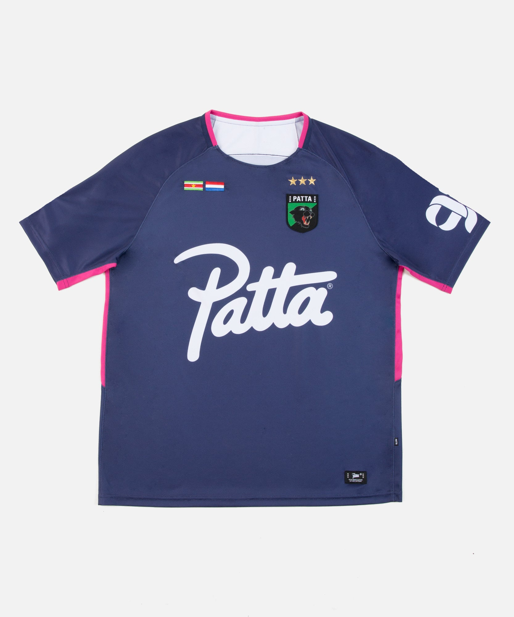 Patta Advanced Football Jersey (Astral Aura)