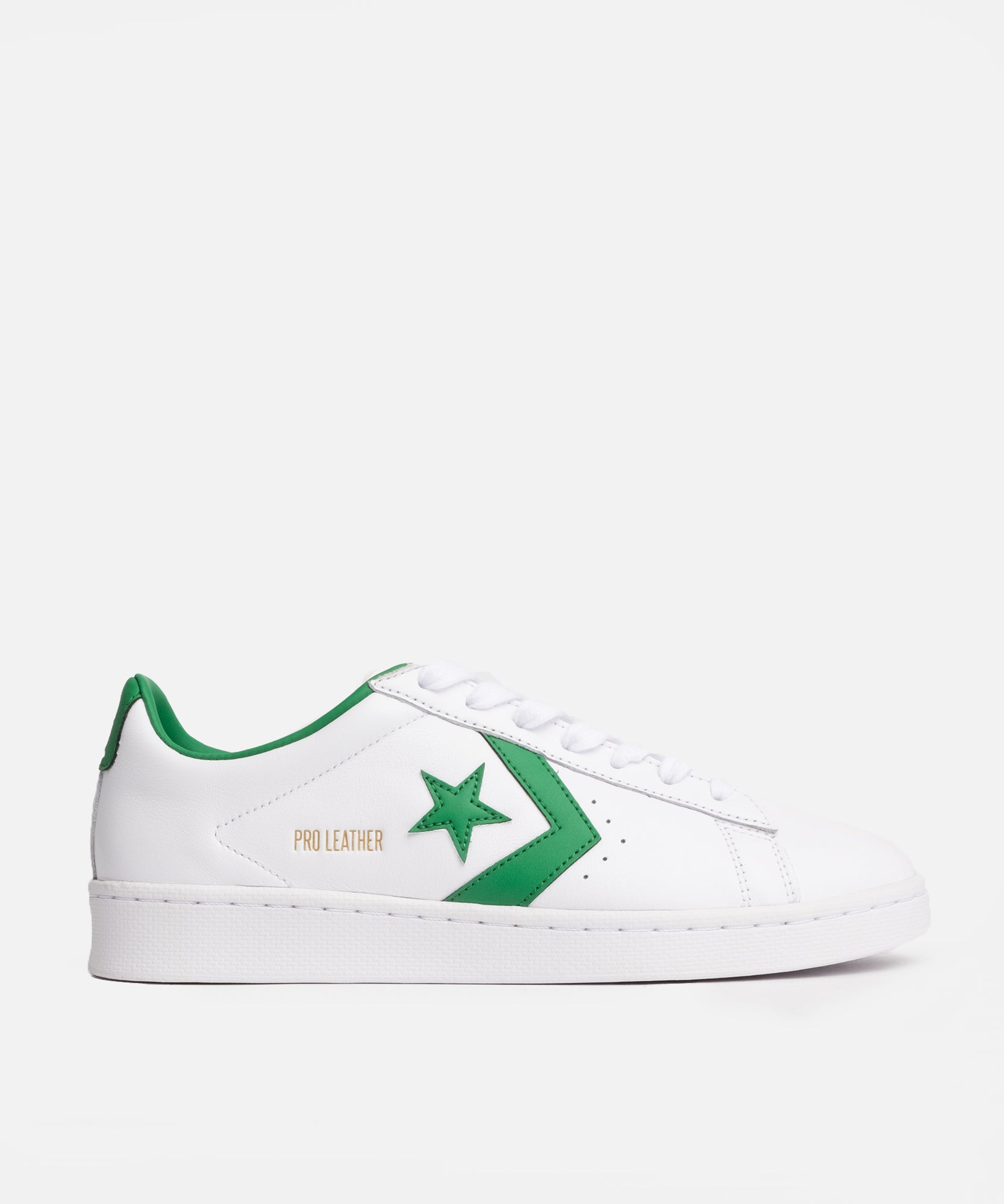 Converse Pro Leather OG OX (White/Green/White)