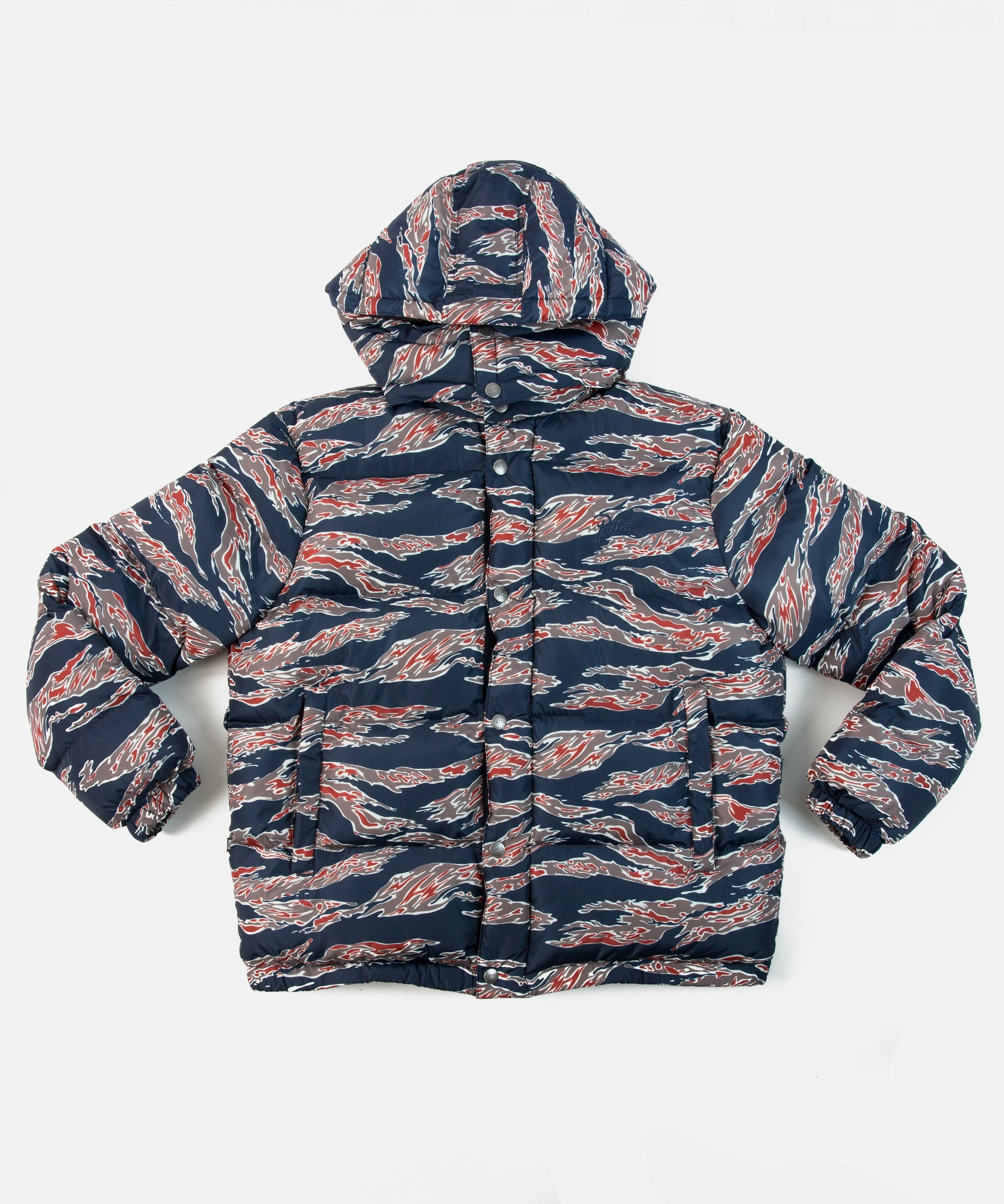 Patta Puffer Jacket (Tiger Stripe Camo)