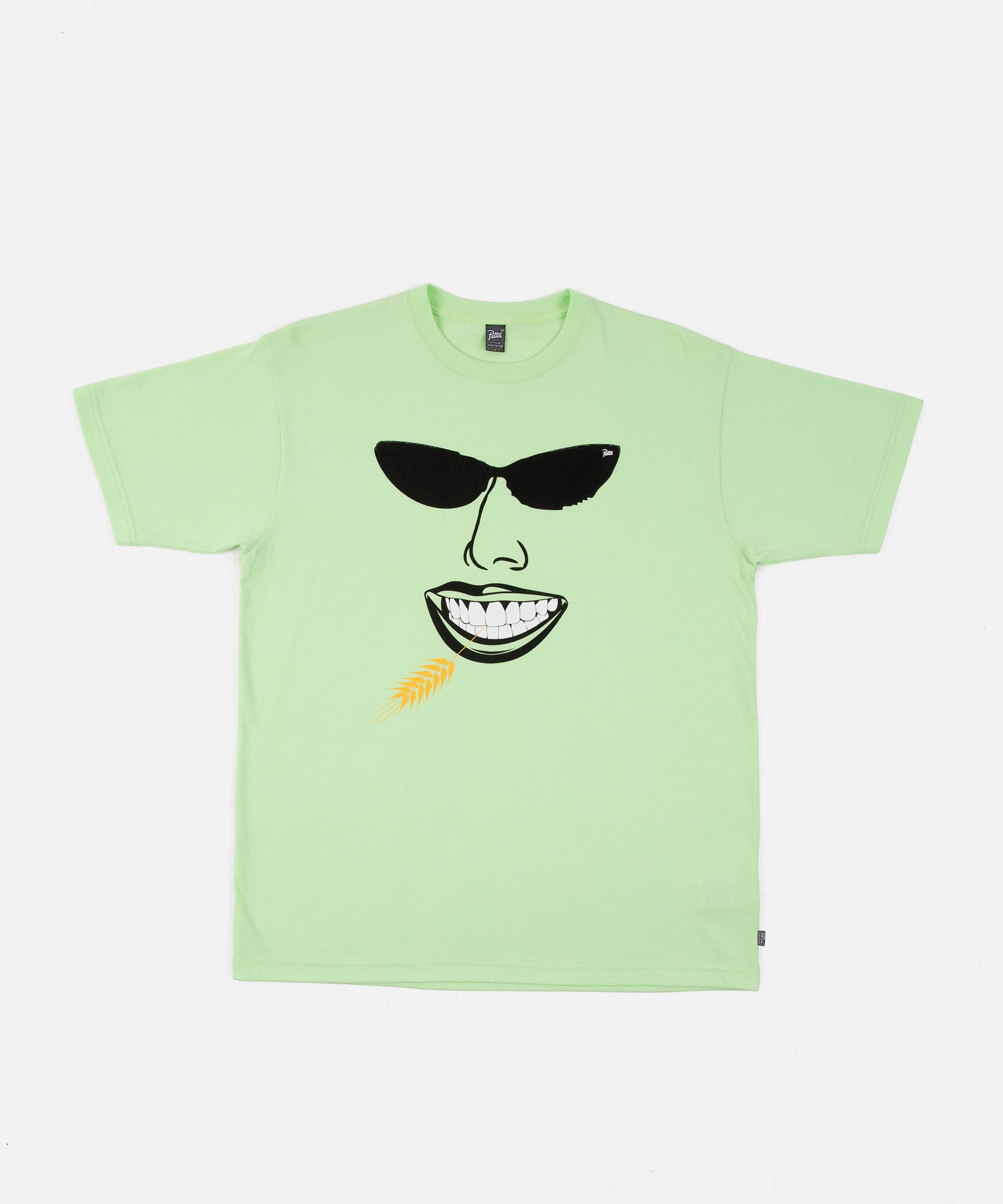 Patta Prosperity T-Shirt (Paradise Green)