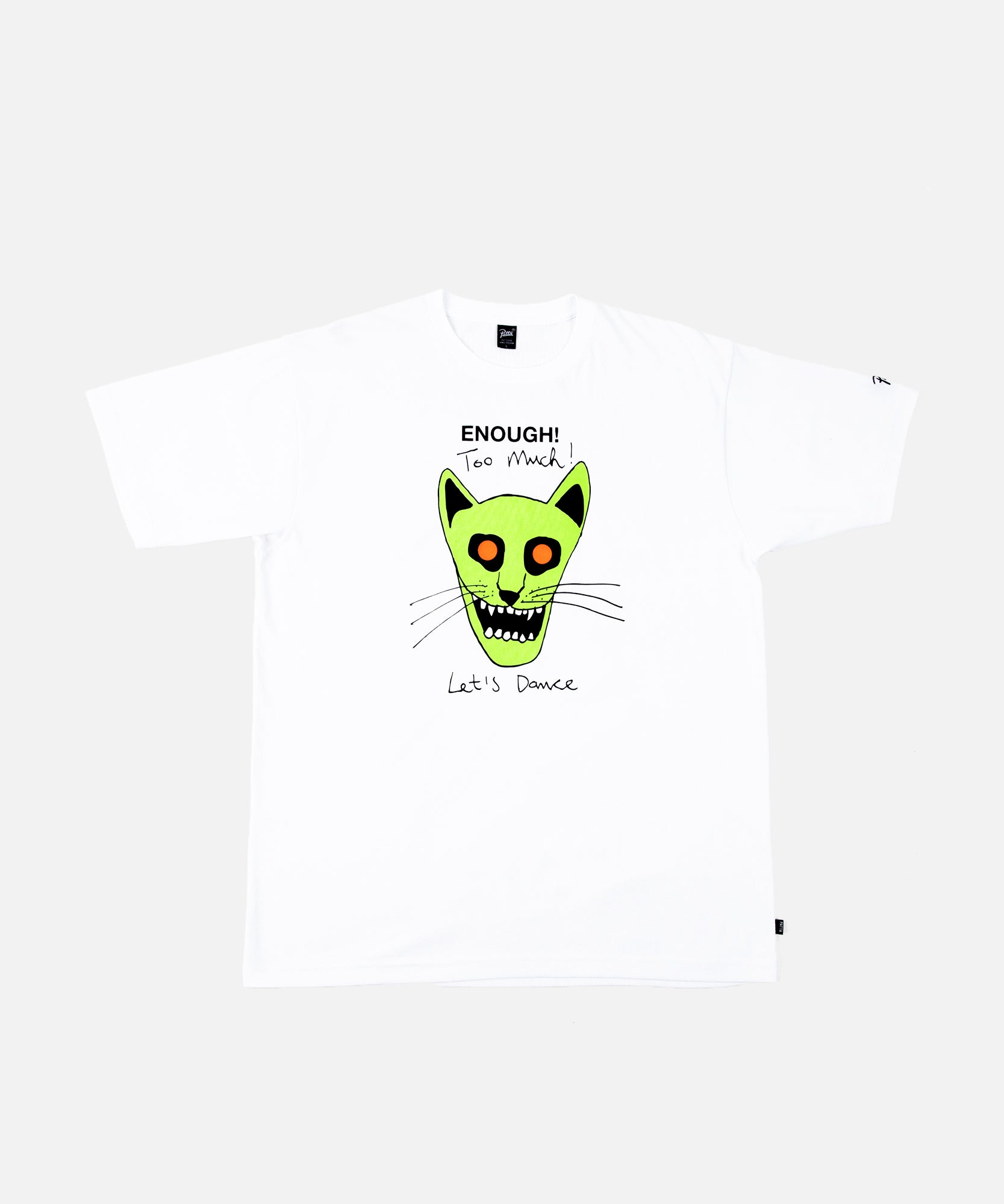Patta Lets Dance T-Shirt (White)