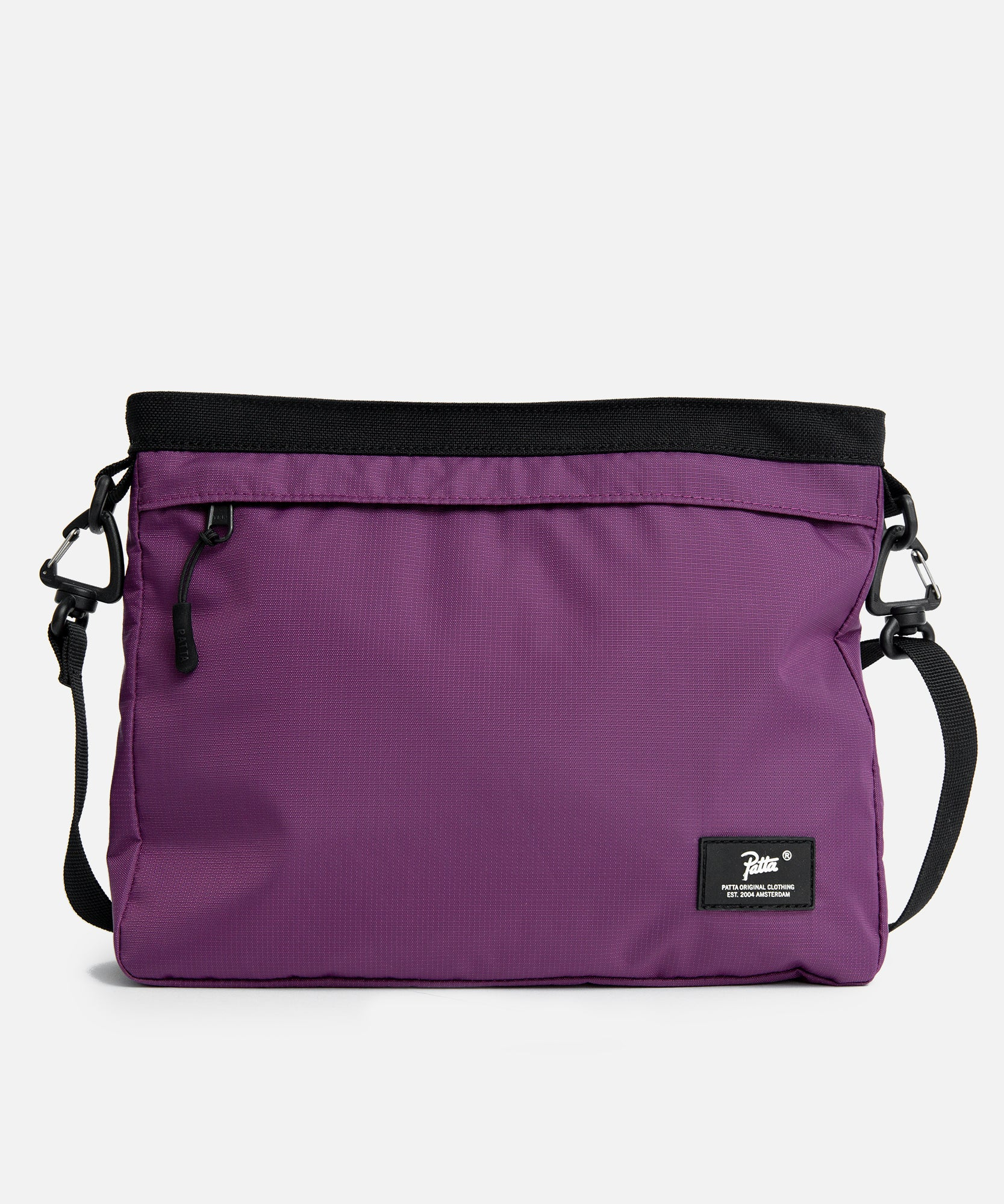 Patta Ripstop Shoulder Bag (Caspia Purple)