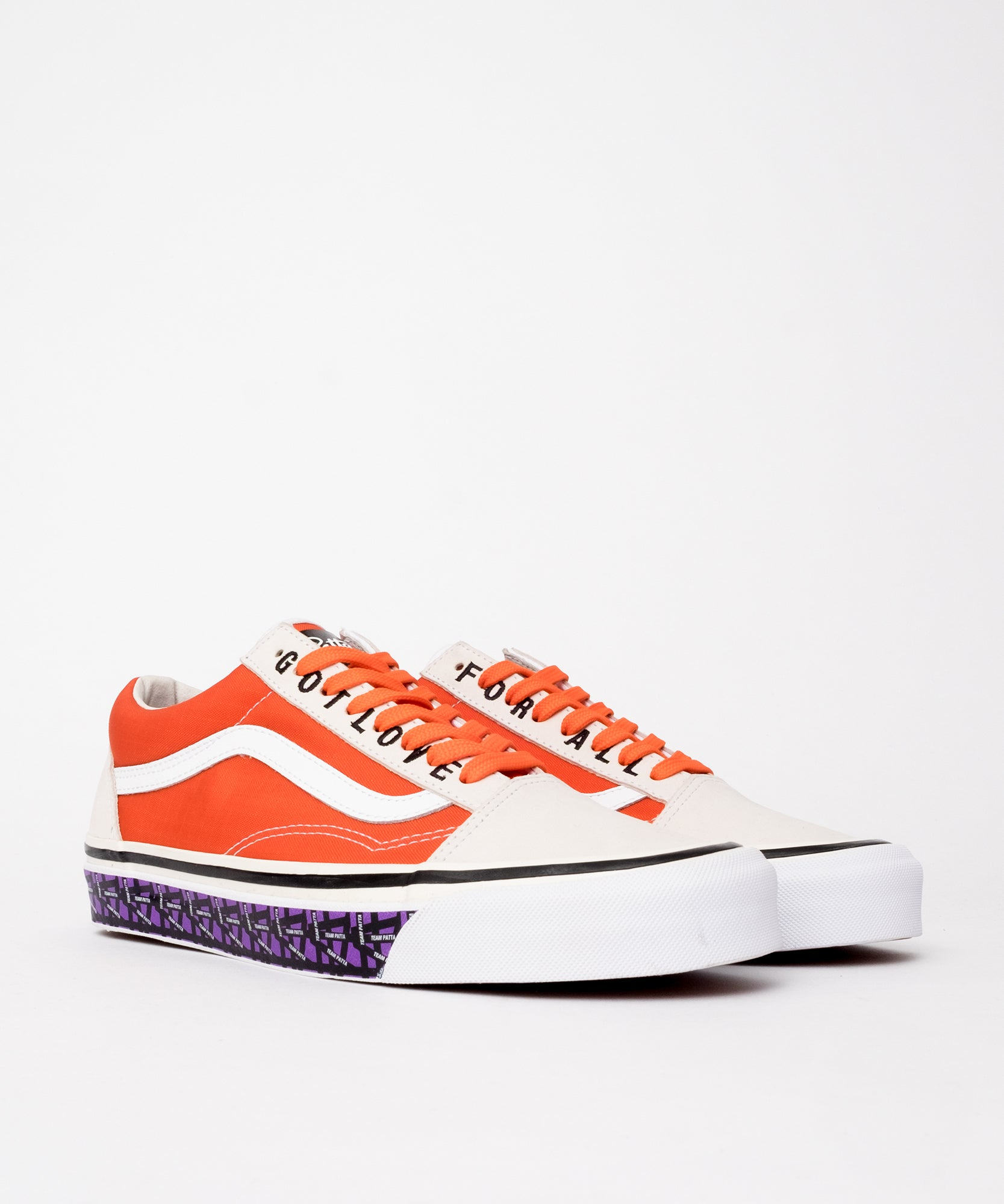 Details about Patta X Vans Got Love For All Old Skool Nyc Exclusive Size 10
