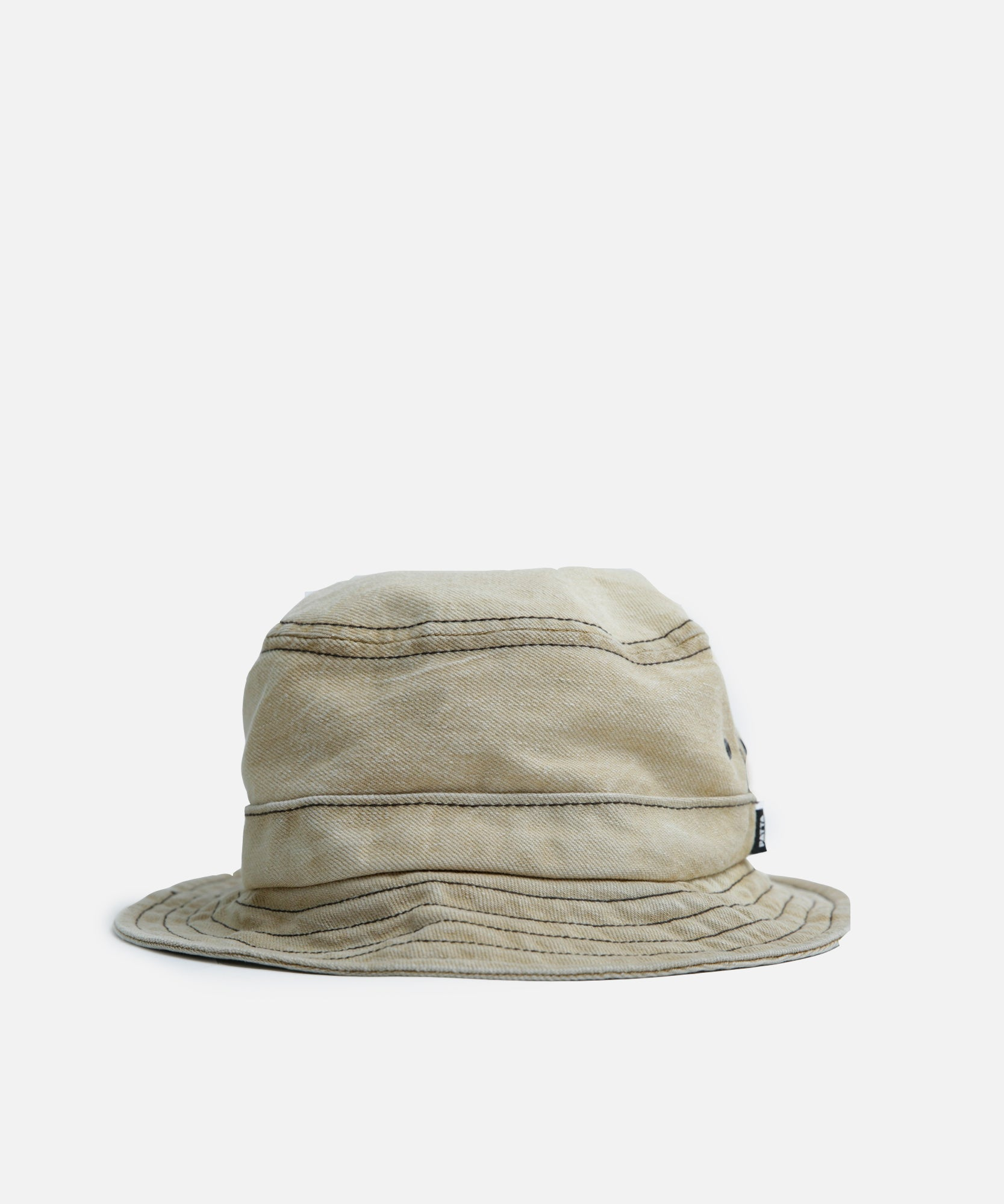 Patta Re-works x Levi's Bleached Bucket Hat (Sand)