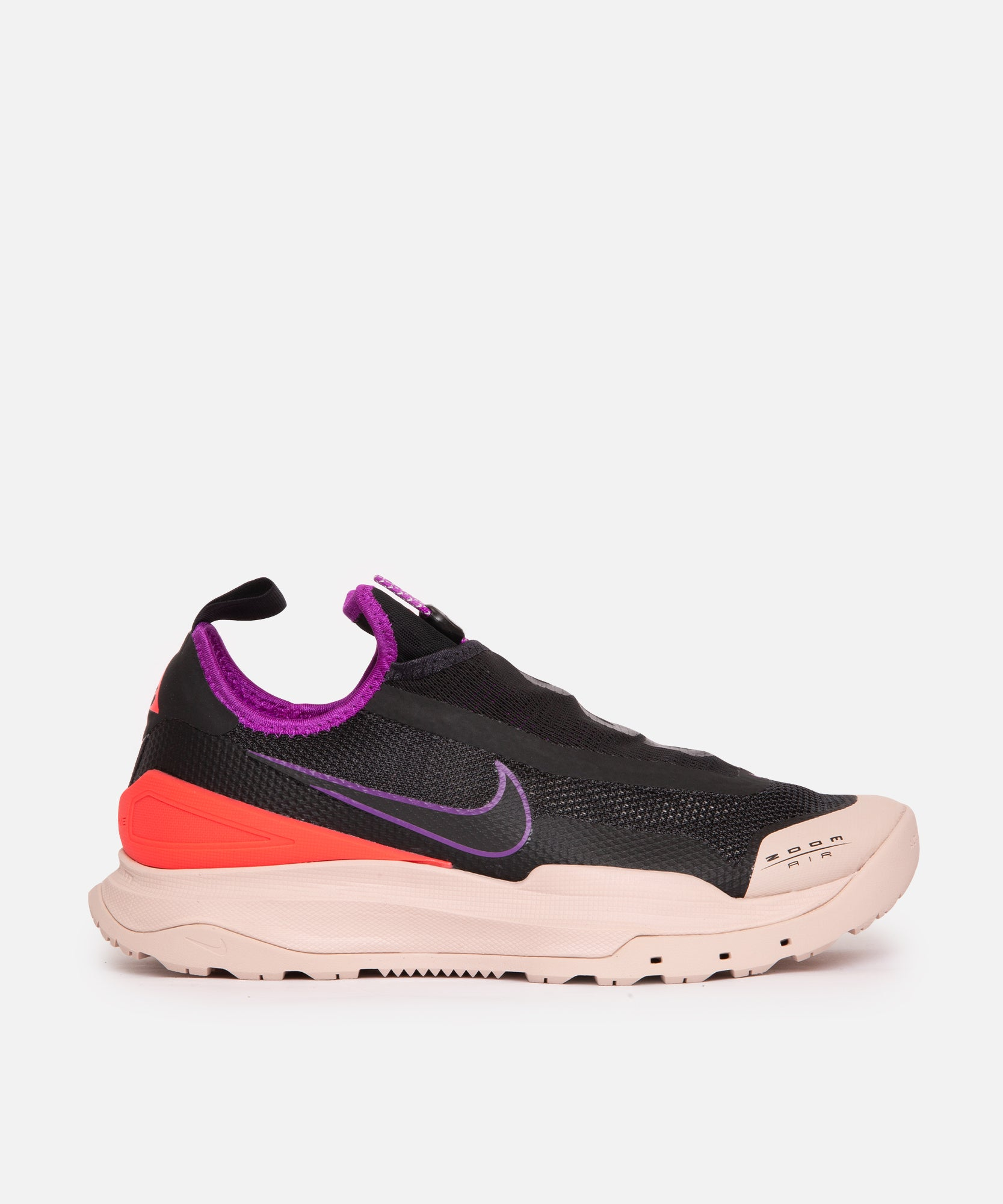 Nike ACG Zoom Air AO (Black/Black/Laser Crimson)