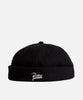 Patta Wool Sailors Hat (Black)