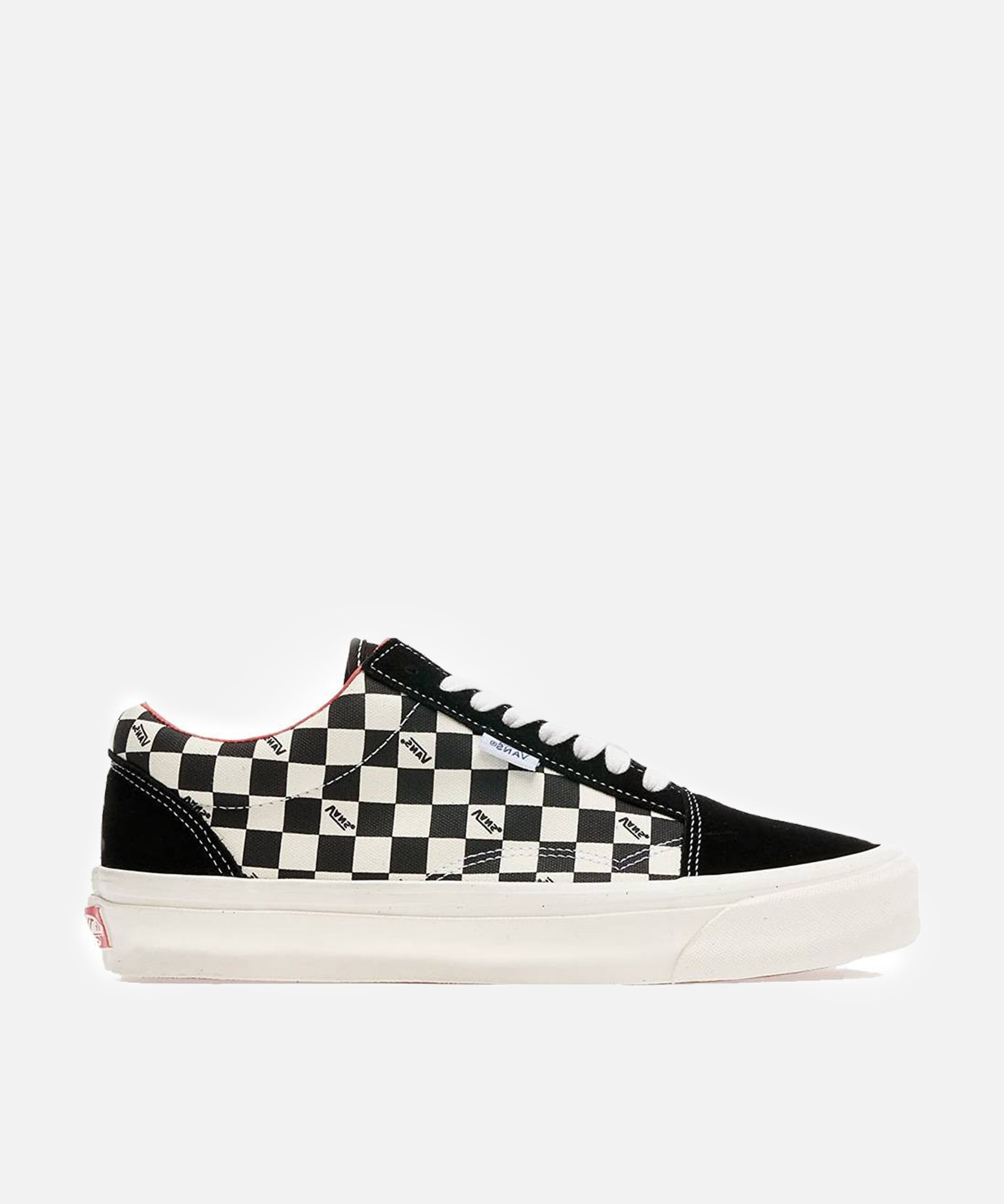 Vans UA Old Skool NS OG LX (Checkerboard/Black/Marshmallow)