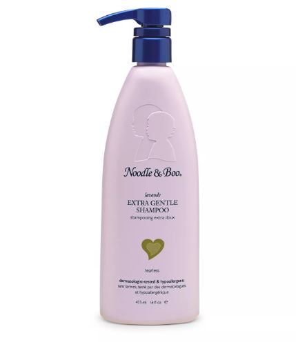 Noodle & Boo Extra Gentle Shampoo Lavender - 16oz