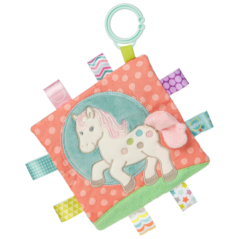 Baby Einstein Taggies Crinkle Me - Painted Pony MM-40231