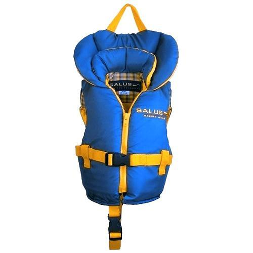 Salus Nimbus Child Vest 30-60 lbs Royal Blue