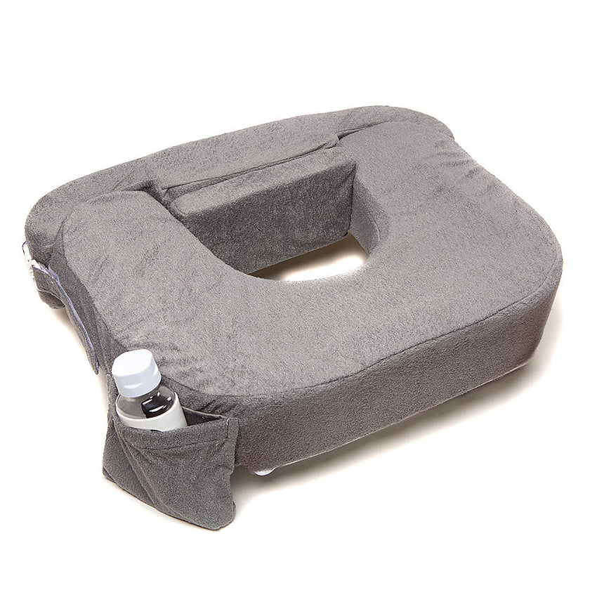 My Brest Friend Twin Plus Nursing Pillow Evening Grey