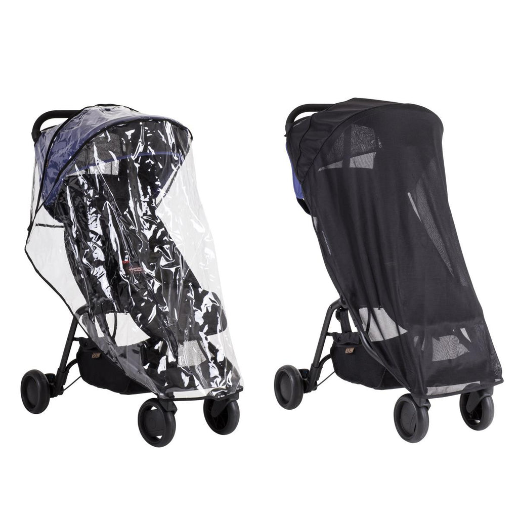 Mountain Buggy Nano All Weather Cover Set (Sun&Storm)