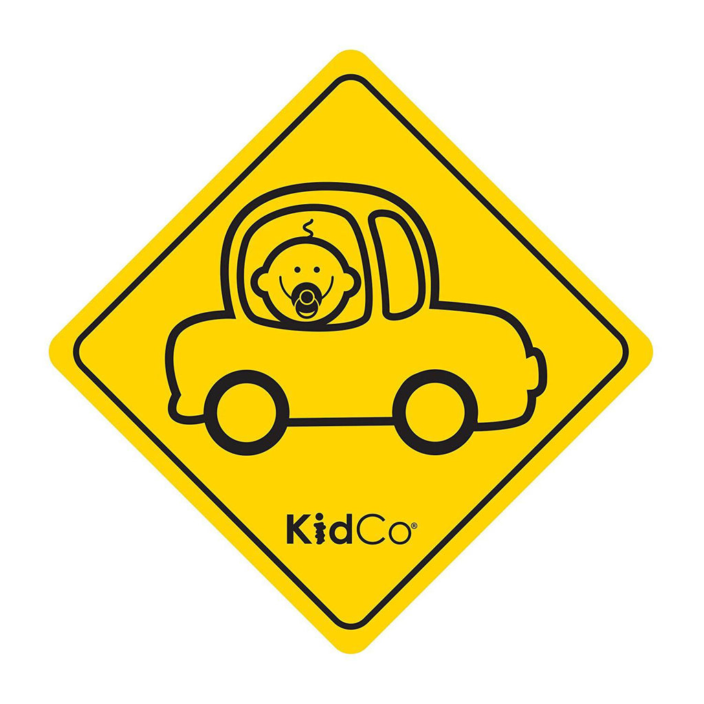 Kidco Baby in Car Reflective Signs S801 2pk