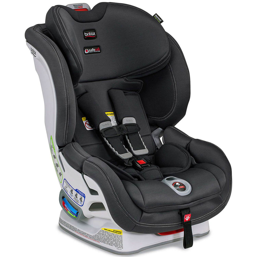 Britax Boulevard ClickTight Convertible Car Seat - Cool N Dry