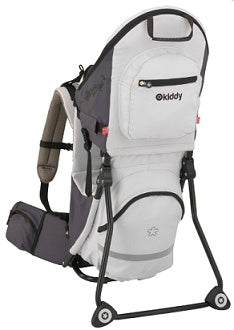 Kiddy Adventurepack Carrier Silver