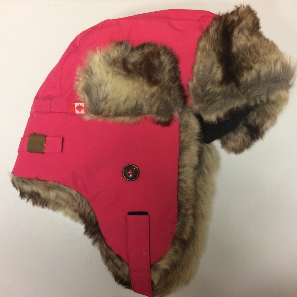 Calikids Hat W1623 Hot Pink